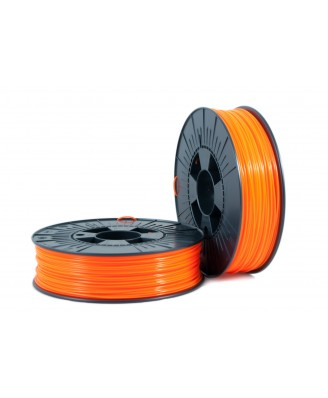 PLA 1,75mm orange fluor 0,75kg - 3D Filament Supplies