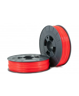 ABS 1,75mm  red ca. RAL 3020 0,75kg - 3D Filament Supplies
