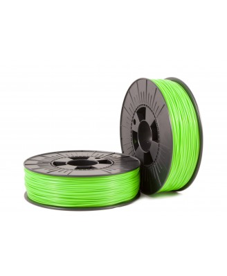 ABS 1,75mm  green fluor 0,75kg - 3D Filament Supplies