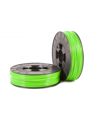 PLA 2,85mm green fluor 0,75kg - 3D Filament Supplies