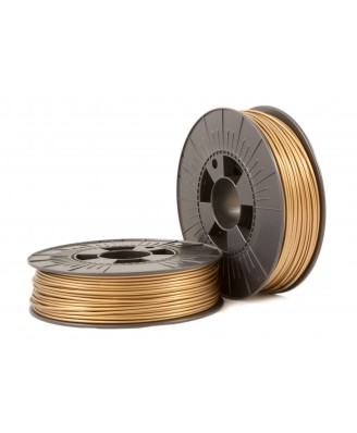 PLA 1,75mm bronze gold ca. RAL 1036 0,75kg - 3D Filament Supplies