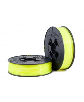 ABS 1,75mm  yellow fluor 0,75kg - 3D Filament Supplies