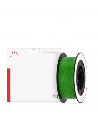 BQ, PLA 1,75mm Grass Green 1Kg