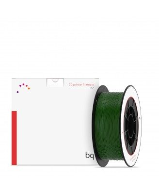 BQ, PLA 1,75mm Bottle Green 1Kg