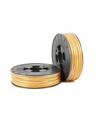 PLA 2,85mm yellow gold 0,75kg - 3D Filament Supplies