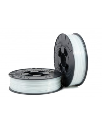 PLA 1,75mm transparent fluor 0,75kg - 3D Filament Supplies