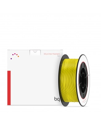 BQ, PLA 1,75mm Sunshine Yellow 1Kg