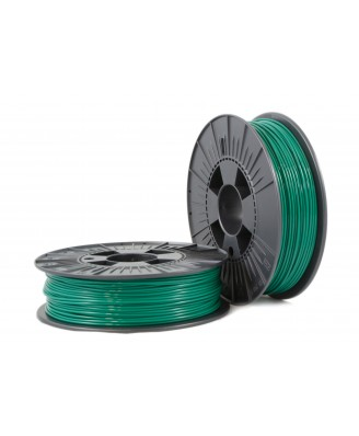 PLA 2,85mm dark green ca. RAL 6016 0,75kg - 3D Filament Supplies