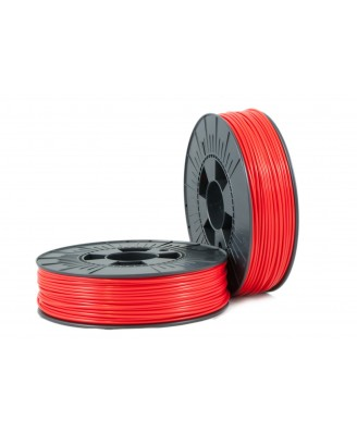 PLA 2,85mm red ca. RAL 3020 0,75kg - 3D Filament Supplies