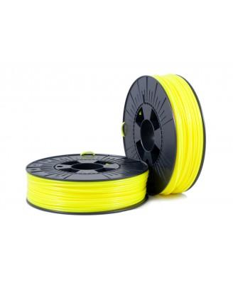 PLA 2,85mm yellow fluor 0,75kg - 3D Filament Supplies