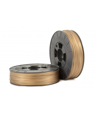 ABS 1,75mm  bronze gold ca. RAL 1036 0,75kg - 3D Filament Supplies