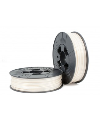 PLA 2,85mm pearl white ca. RAL 9001 0,75kg - 3D Filament Supplies