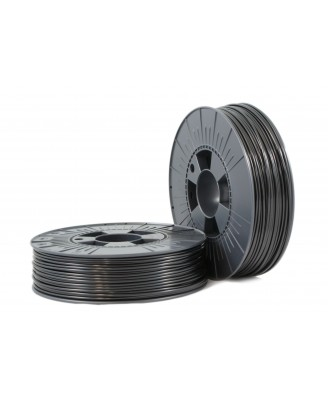 ABS 2,85mm  black ca. RAL 9017 0,75kg - 3D Filament Supplies