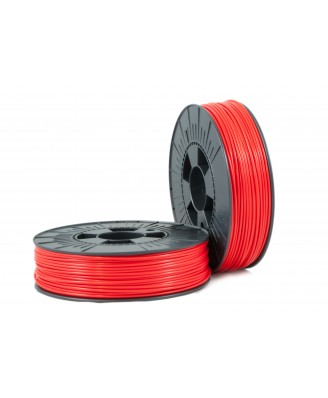 ABS 2,85mm  red ca. RAL 3020 0,75kg - 3D Filament Supplies