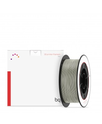 BQ, PLA 1,75mm Transparent 1Kg