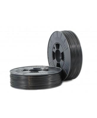 PLA 1,75mm black ca. RAL 9017 0,75kg - 3D Filament Supplies