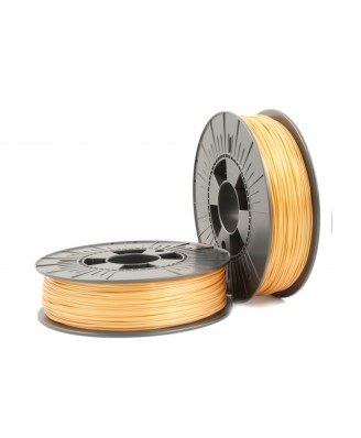ABS 1,75mm  yellow gold 0,75kg - 3D Filament Supplies