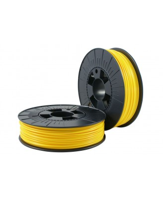 PLA 2,85mm yellow ca. RAL 1023 0,75kg - 3D Filament Supplies